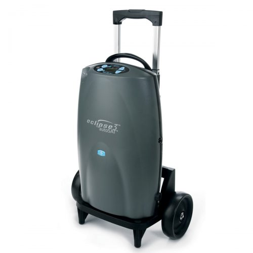 eclipse-3-portable-oxygen-concentrator-with-cart
